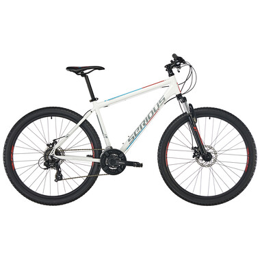 "VTT SERIOUS ROCKVILLE DISC 27,5"" Blanc 2019"